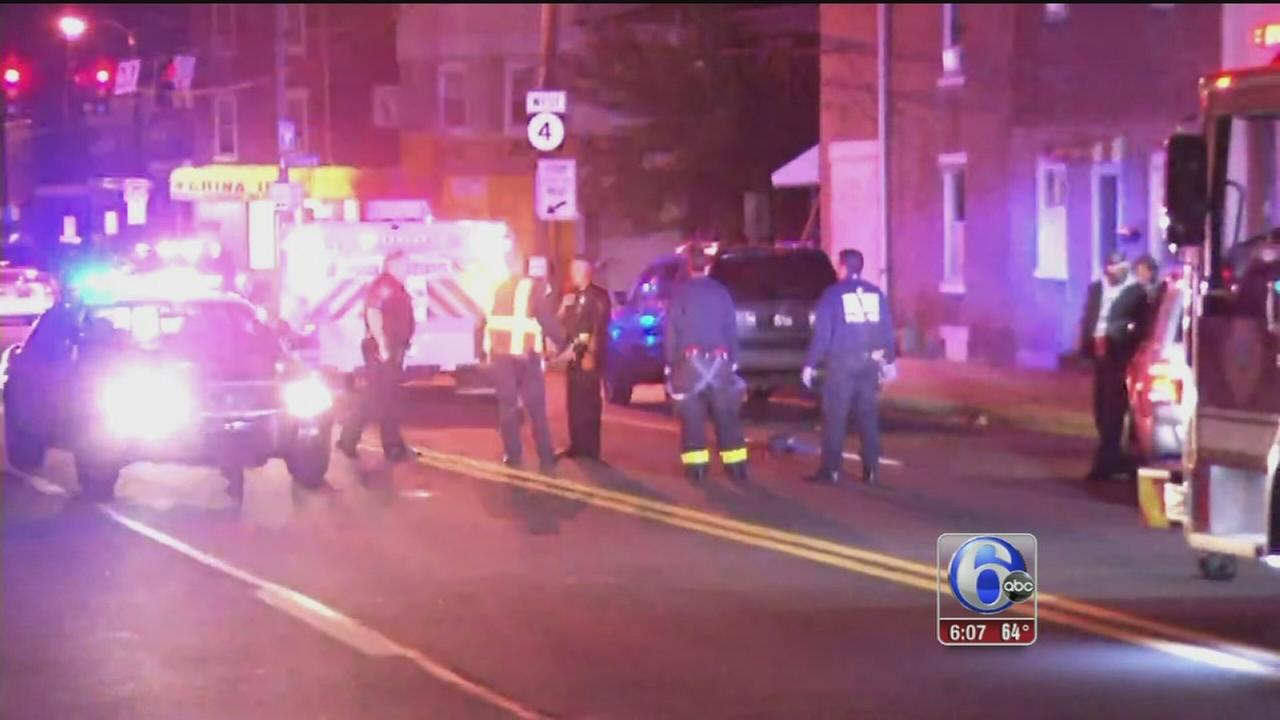 VIDEO: Police search for clues in Wilmington fatal hit-and-run