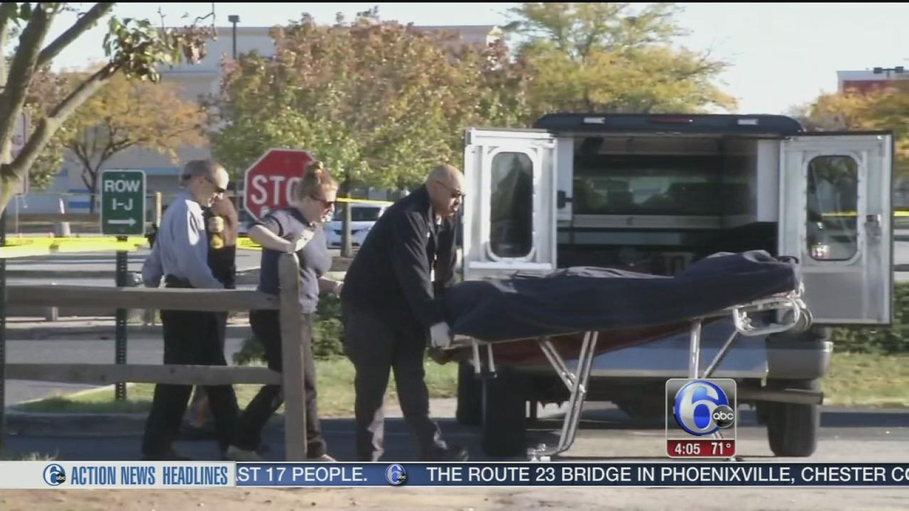 VIDEO: Womans body found in New Castle, Del.