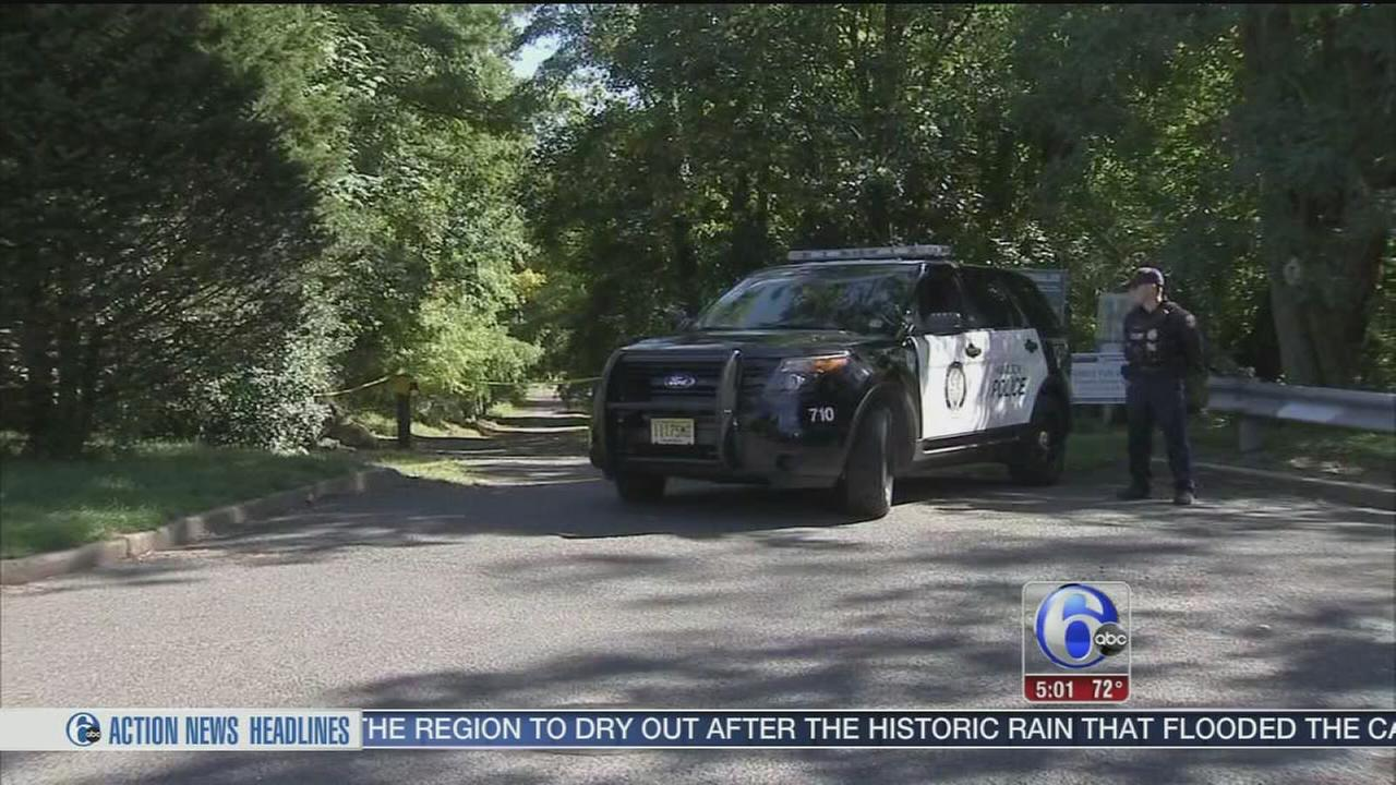 VIDEO: Womans body discovered in Hamilton Township park