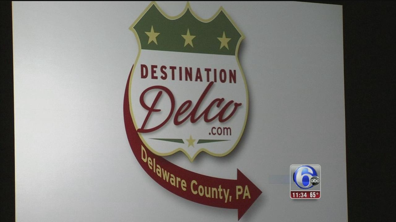 Re-branding Delaware county