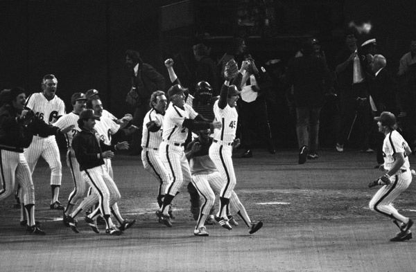 <div class='meta'><div class='origin-logo' data-origin='none'></div><span class='caption-text' data-credit='Photo/Anonymous'>This is the scene at Veteran's Stadium at night, Tuesday, Oct. 21, 1980 in Philadelphia as Mike Schmidt of the Phillies smashed out a two-run single in the third inning.</span></div>