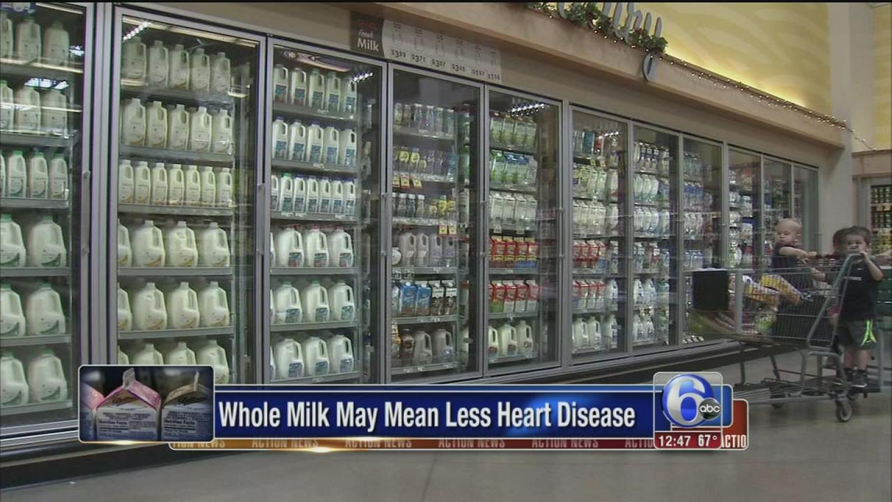 VIDEO: New study on nutritional value of whole milk