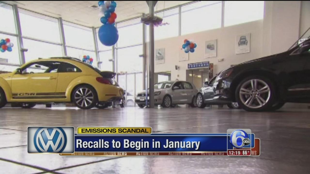VIDEO: VW recalls could last through 2016