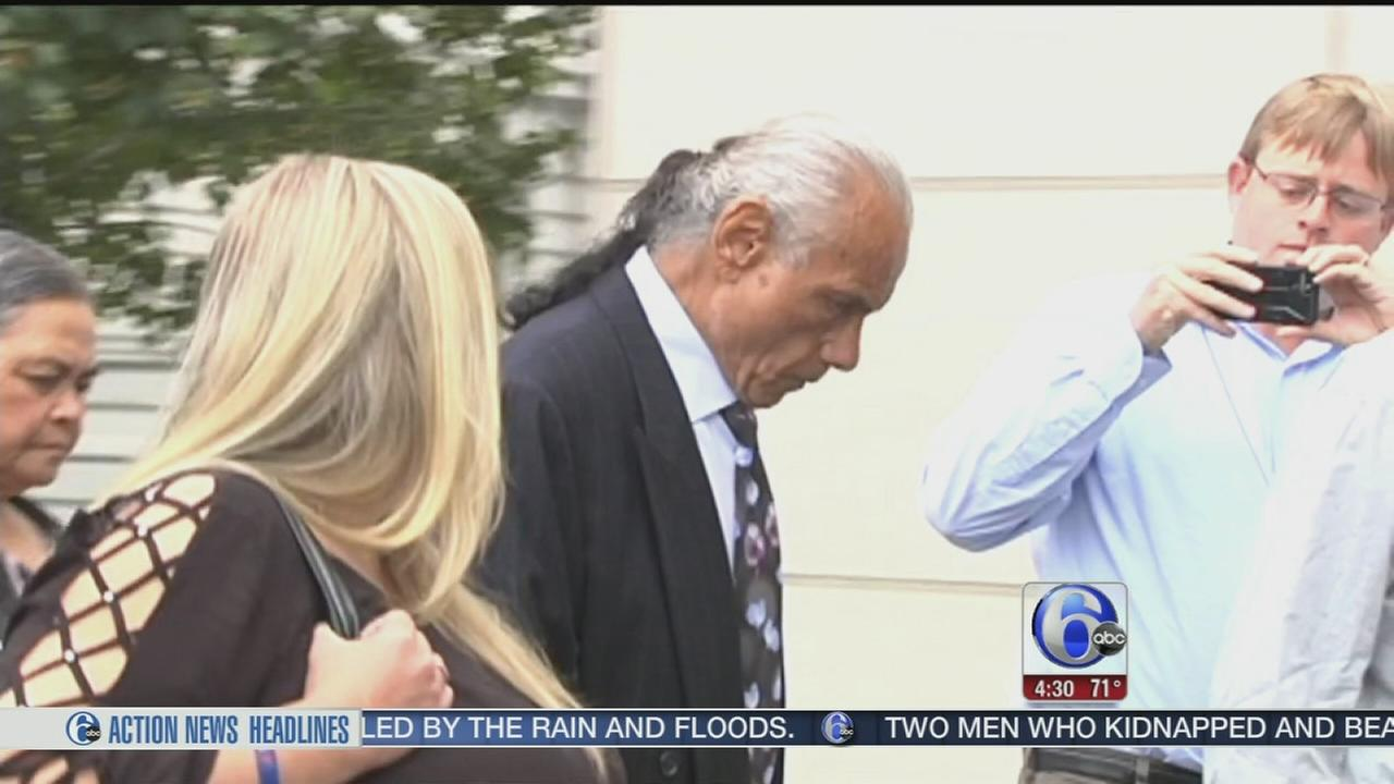 VIDEO: Jimmy Snuka appears in court