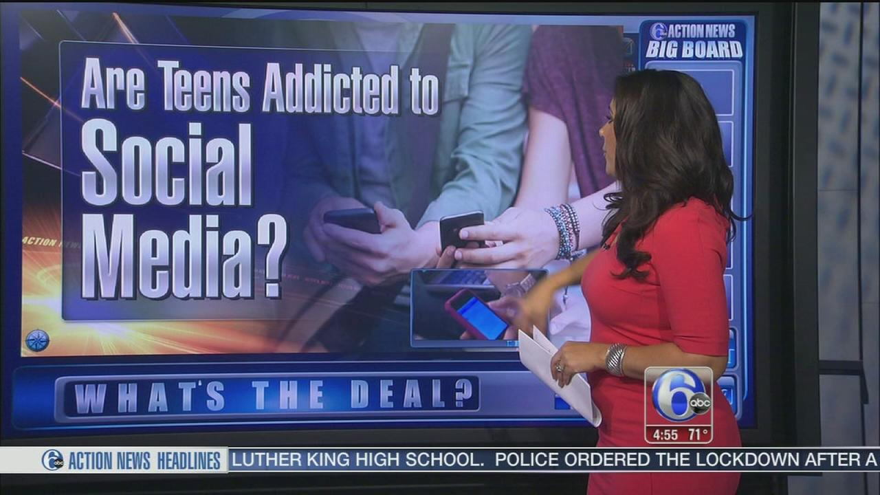 VIDEO: Are teens addicted to social media