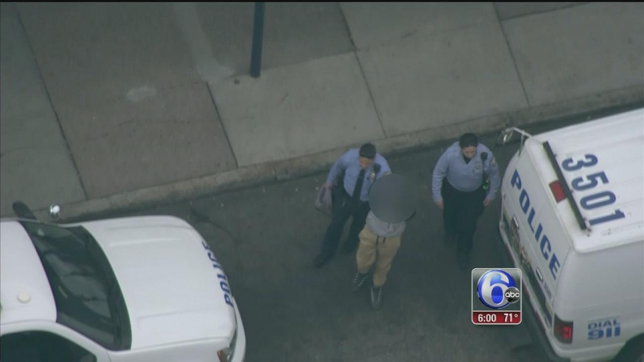 VIDEO: Philly school lockdown