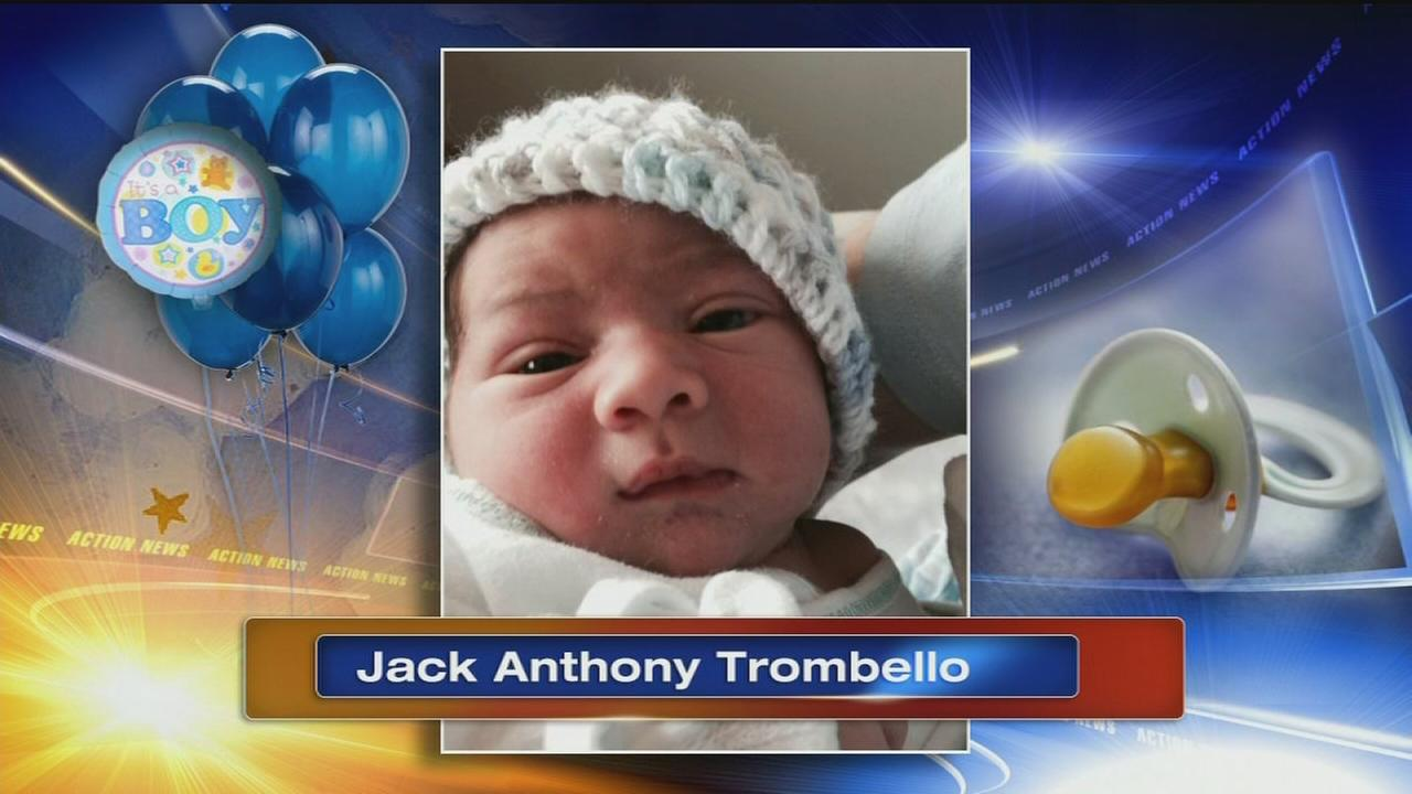 VIDEO: Welcome to the world Jack Trombello