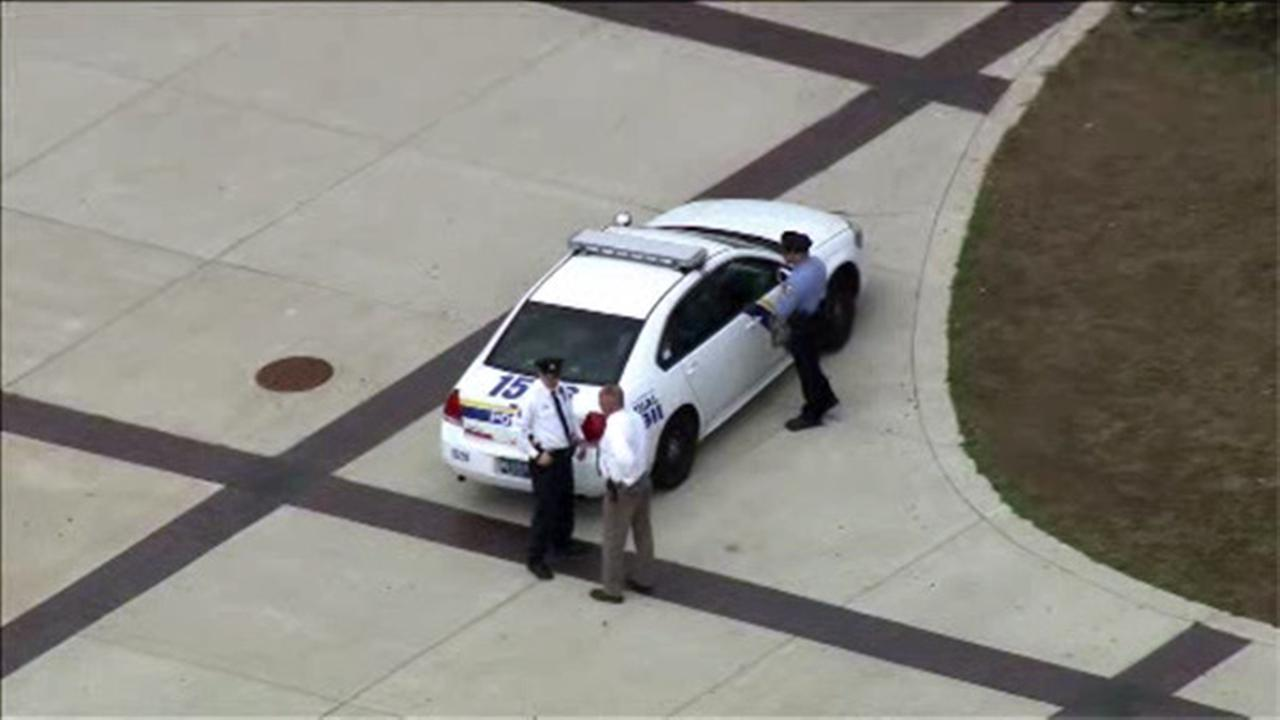 1 being questioned after report of gun outside Lincoln H.S.