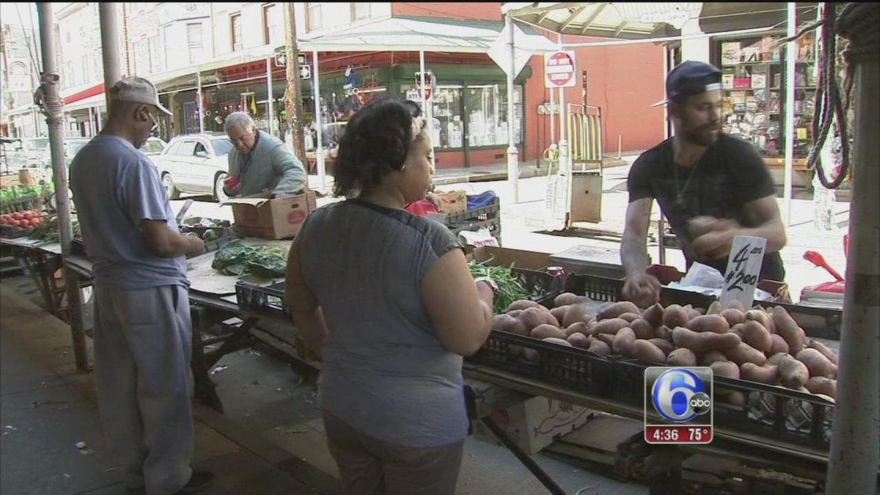 VIDEO: Italian Market celebrated 100th anniversary