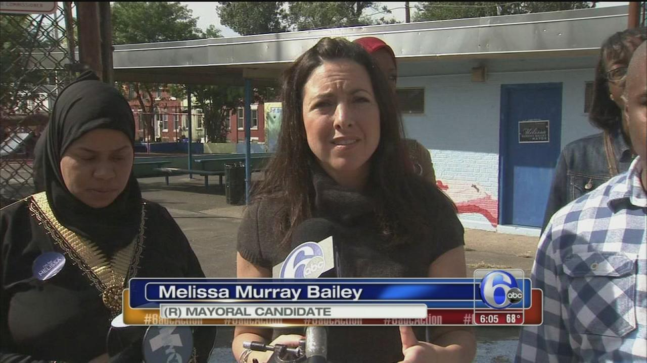 VIDEO: Baily holds press conference