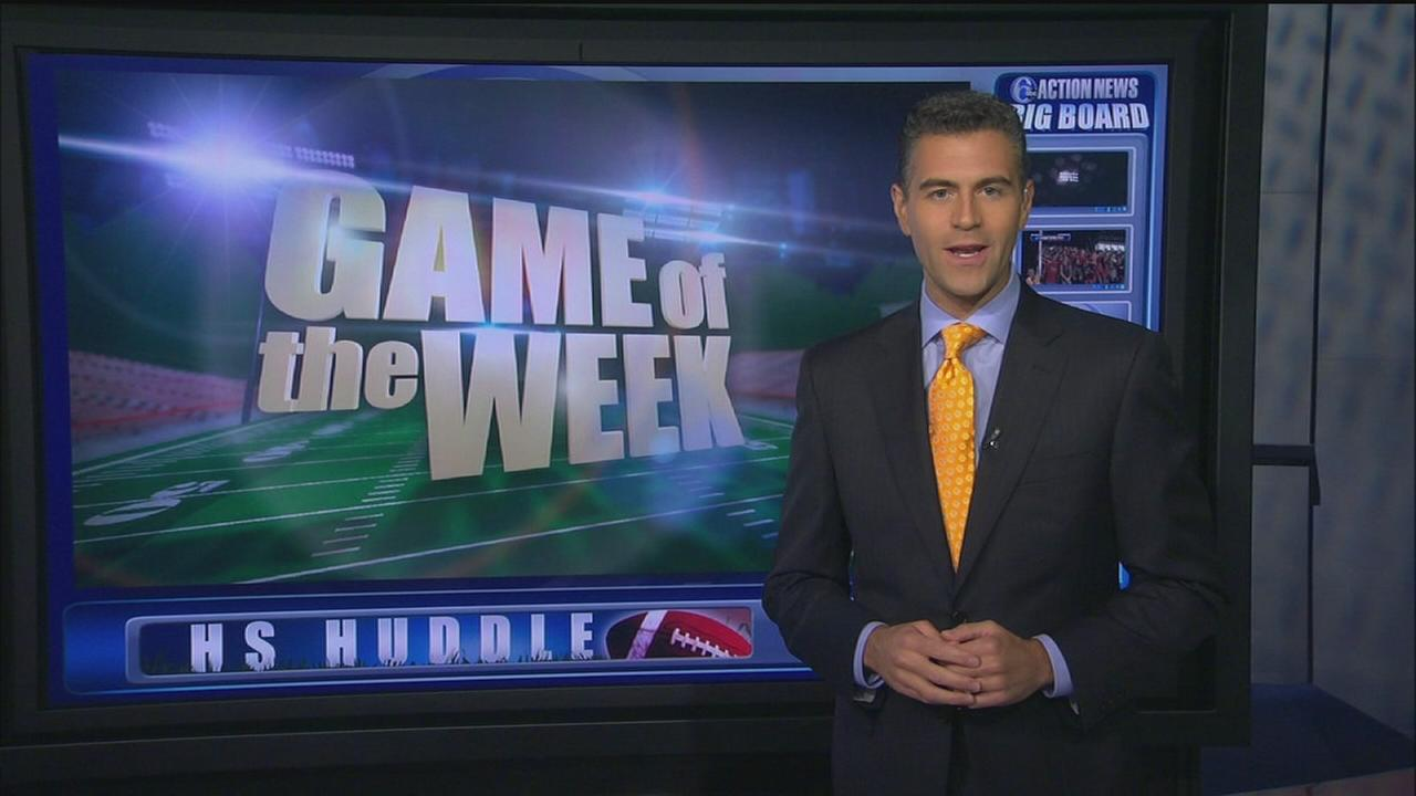 VIDEO: HS Huddle Week 6