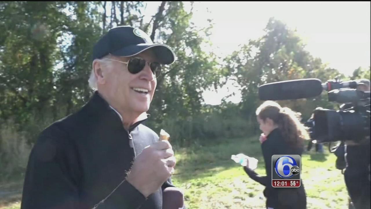 VIDEO: Biden for president?
