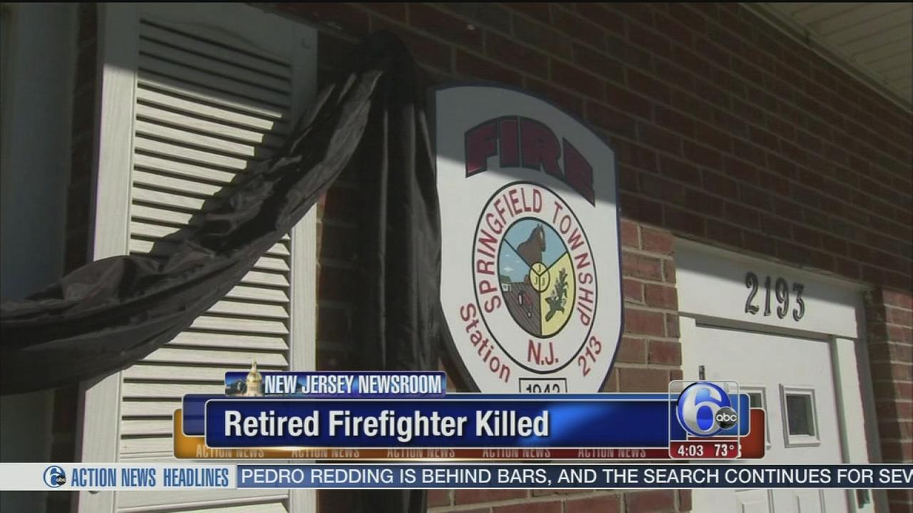 VIDEO: Retired firefighter burned to death after lawn mower catches fire