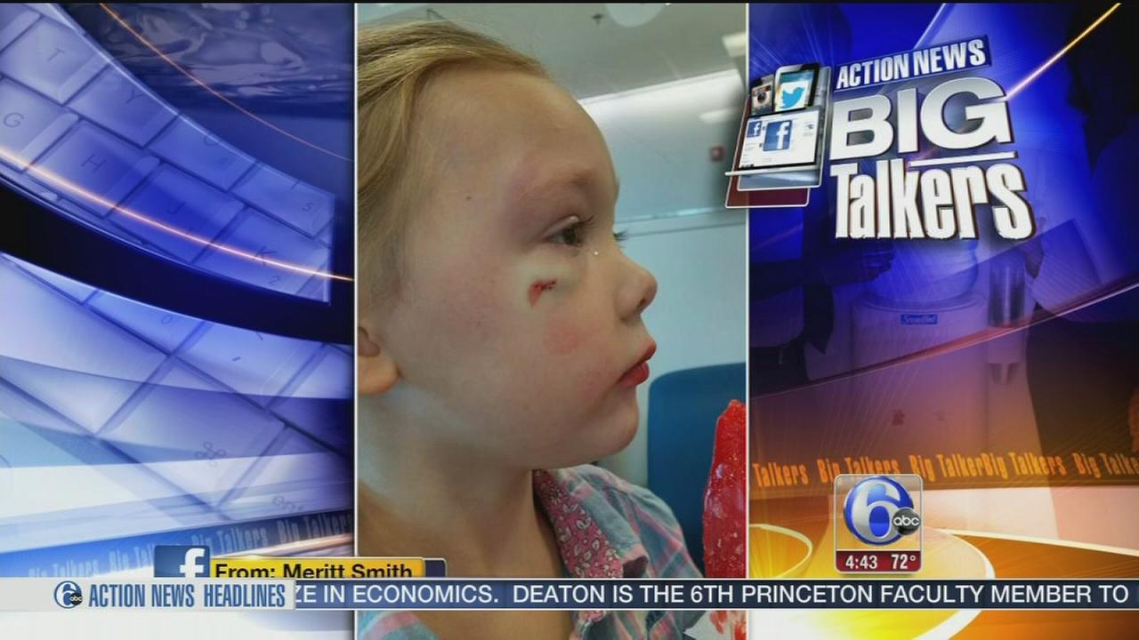 VIDEO: Mom scolds hospital for comment made to 4-year-old daughter
