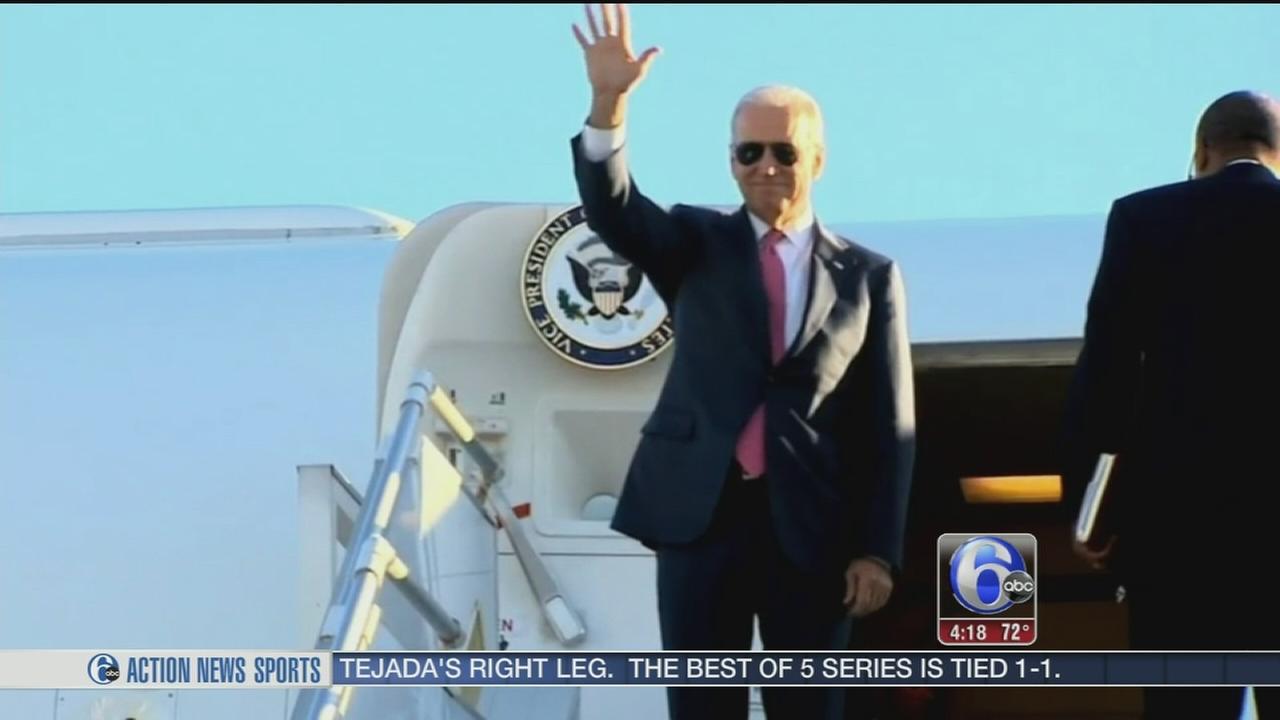 VIDEO: Speculation swirls about Biden presidential run
