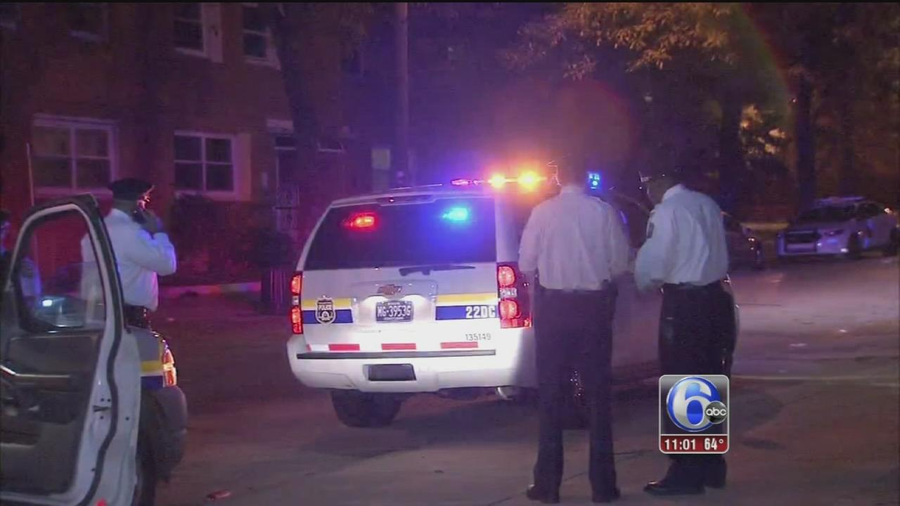 VIDEO: Teen shot in North Philadelphia