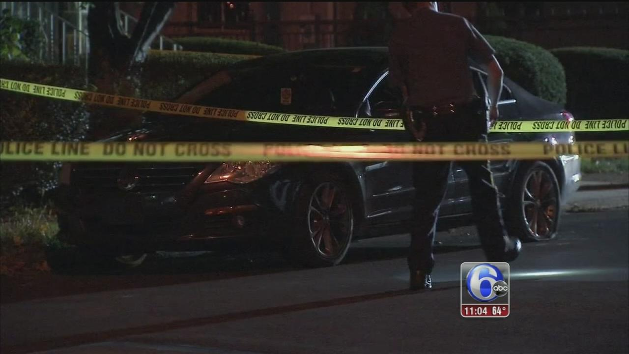 VIDEO: Police investigate Yeadon shooting