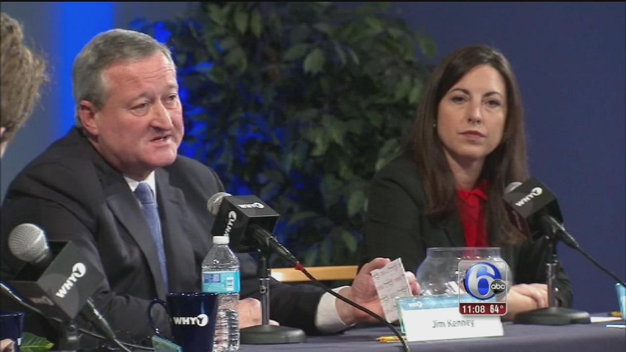 VIDEO: Philadelphia mayoral debate