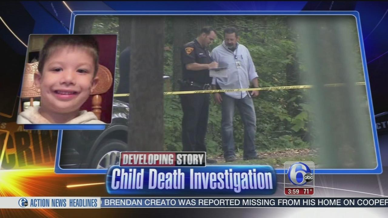 VIDEO: 3-year-old found dead in Haddon Twp. identified