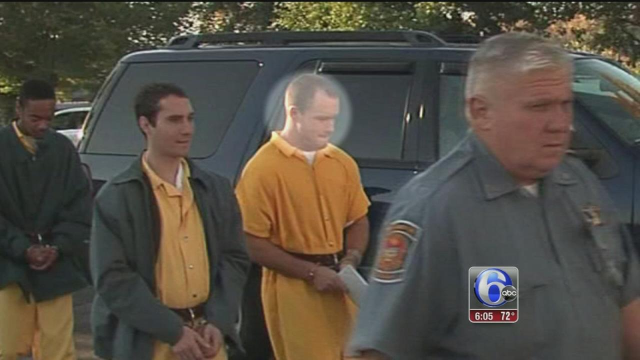 VIDEO: Bucks County firefighter appears before judge