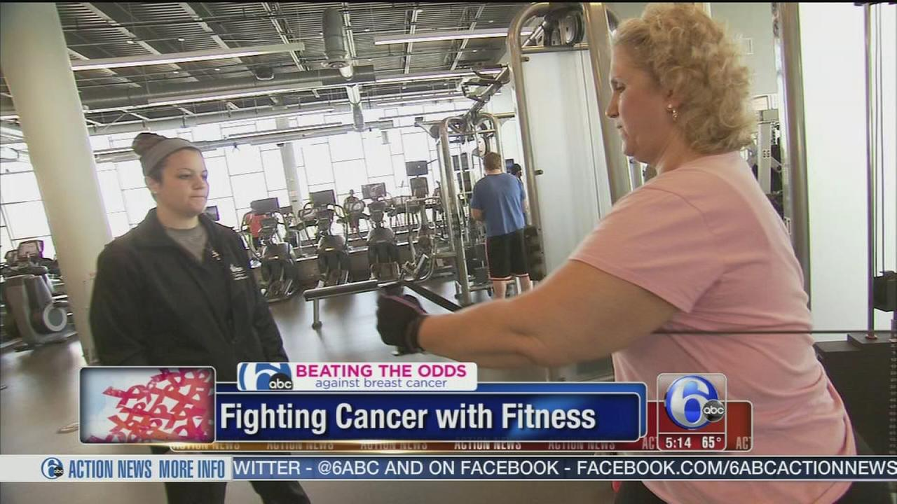 VIDEO: Fighting cancer with fitness