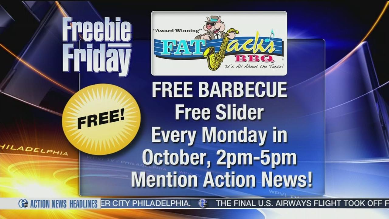 VIDEO: Freebie Friday for Oct. 16, 2015