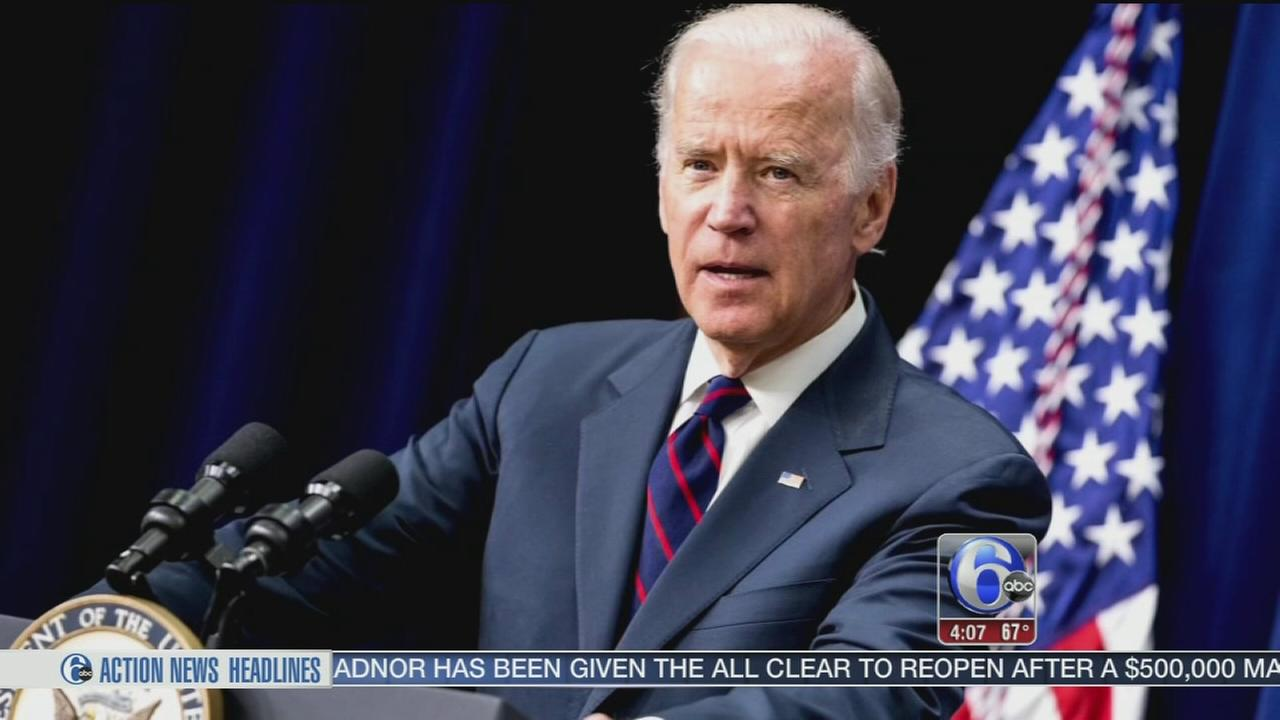 VIDEO: Waiting for Biden to decide