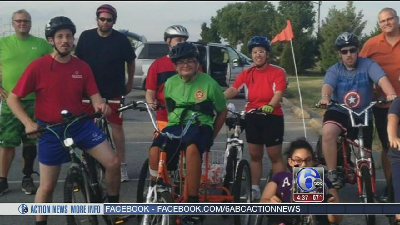 VIDEO: Inspiring Delaware teen helps other children with disabilities