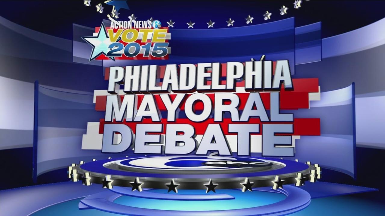 VIDEO: Philadelphia Mayoral Debate