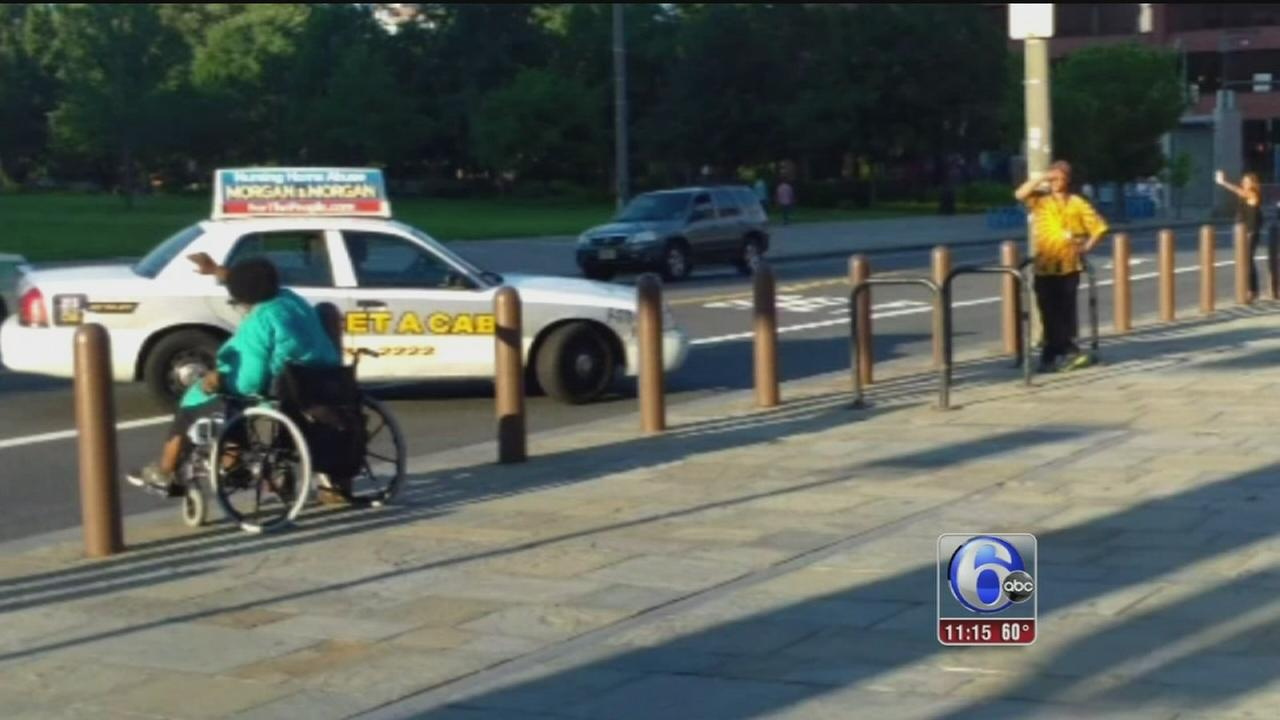 VIDEO: Action News Investigation on cab discrimination