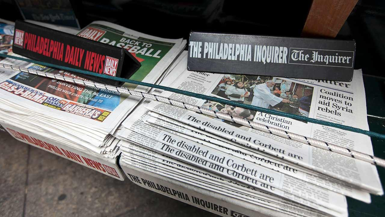 Philadelphia Inquirer, Daily News to consolidate, cut jobs
