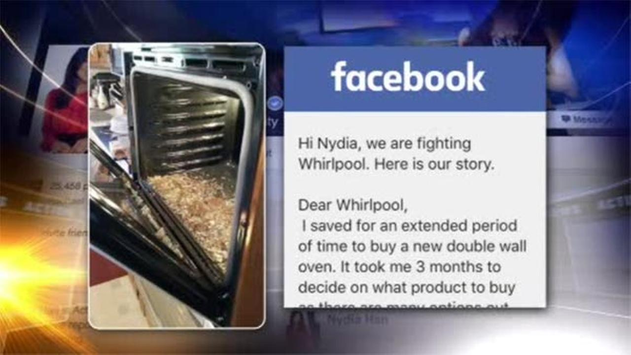 Consumer alert ovens exploding in homes across country 6abc jules lynn of berks county posted a photo on reporter nydia hans facebook page this month stating her whirlpool oven door shattered during the first planetlyrics Gallery