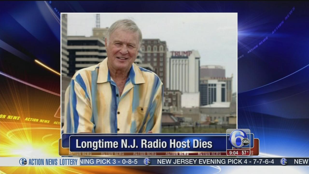 VIDEO: Longtime NJ radio host dies