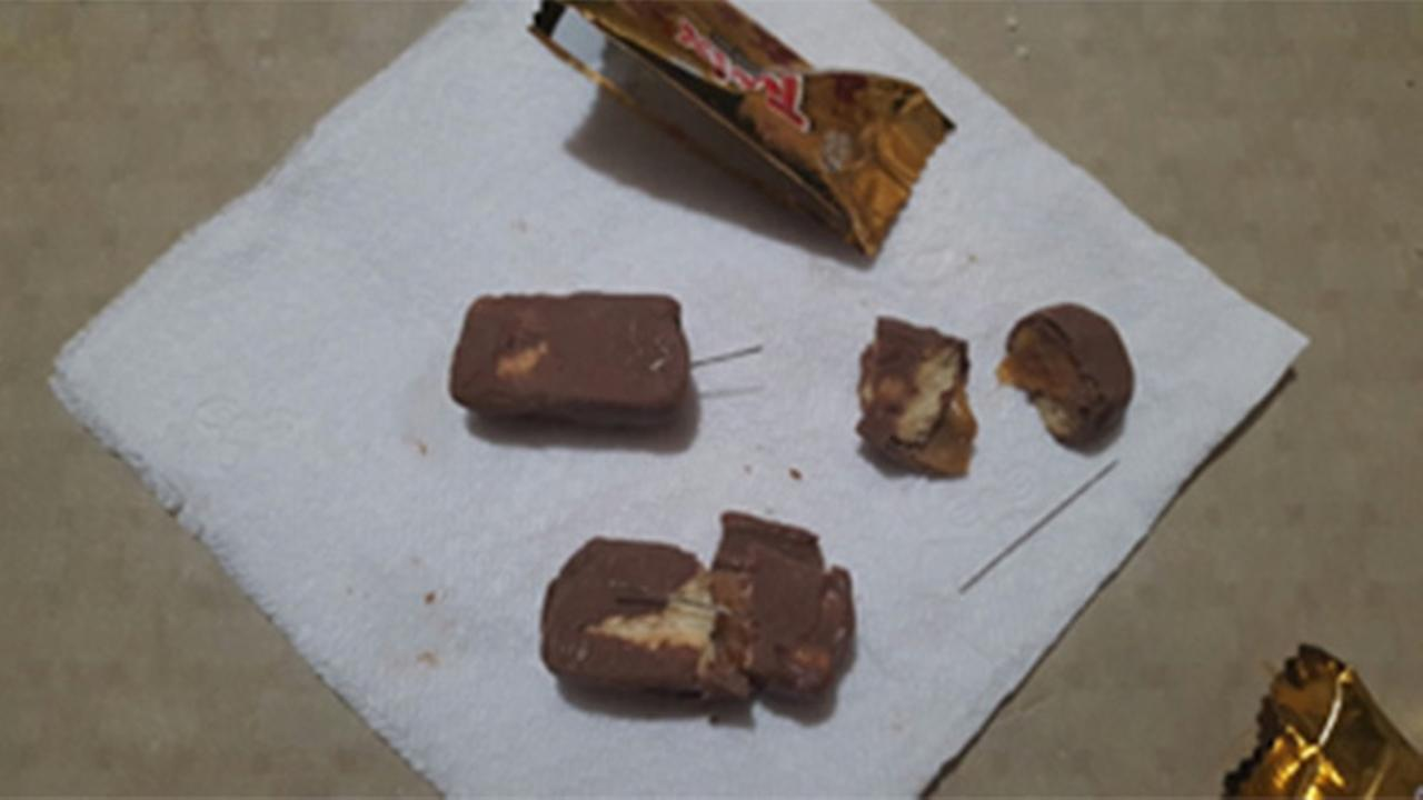 Police in Kennett Square, Chester County are investigating reports of tampered Halloween candy.