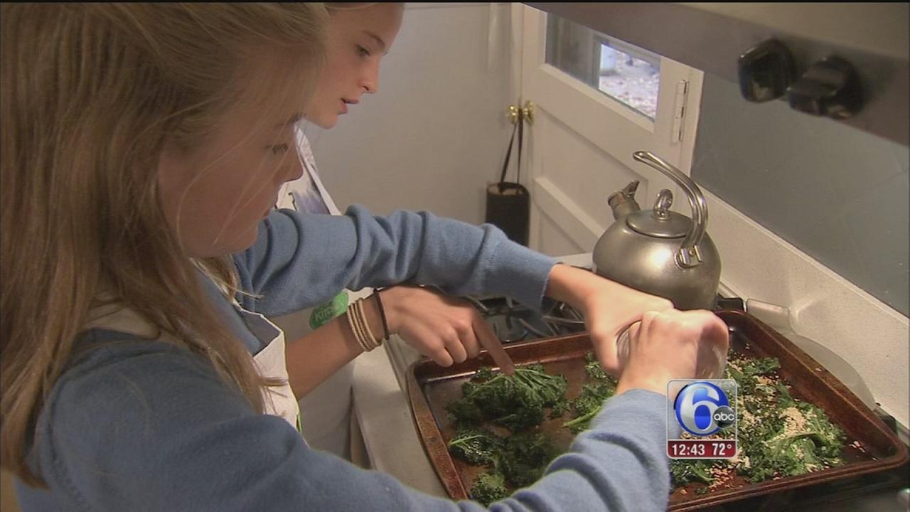 VIDEO: Kids Health: Vegetarian guidelines for kids