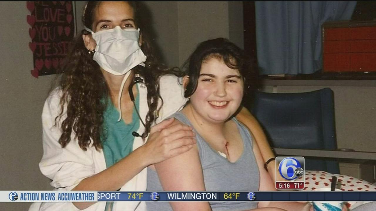 VIDEO: Family gives gift of scholarship to transplant recipients