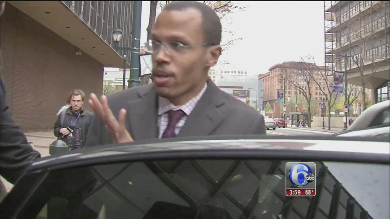 VIDEO: Philadelphia congressmans son convicted of fraud charges