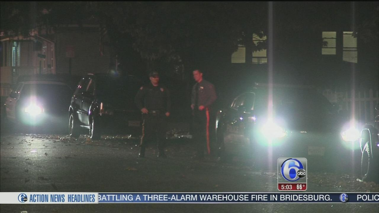 VIDEO: 3 people shot within hours apart in South Jersey