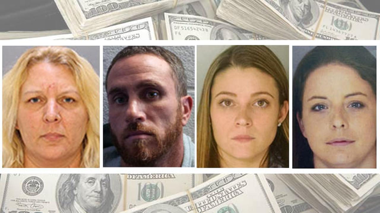 PHOTOS: Local suspects among Pa. insurance fraud arrests