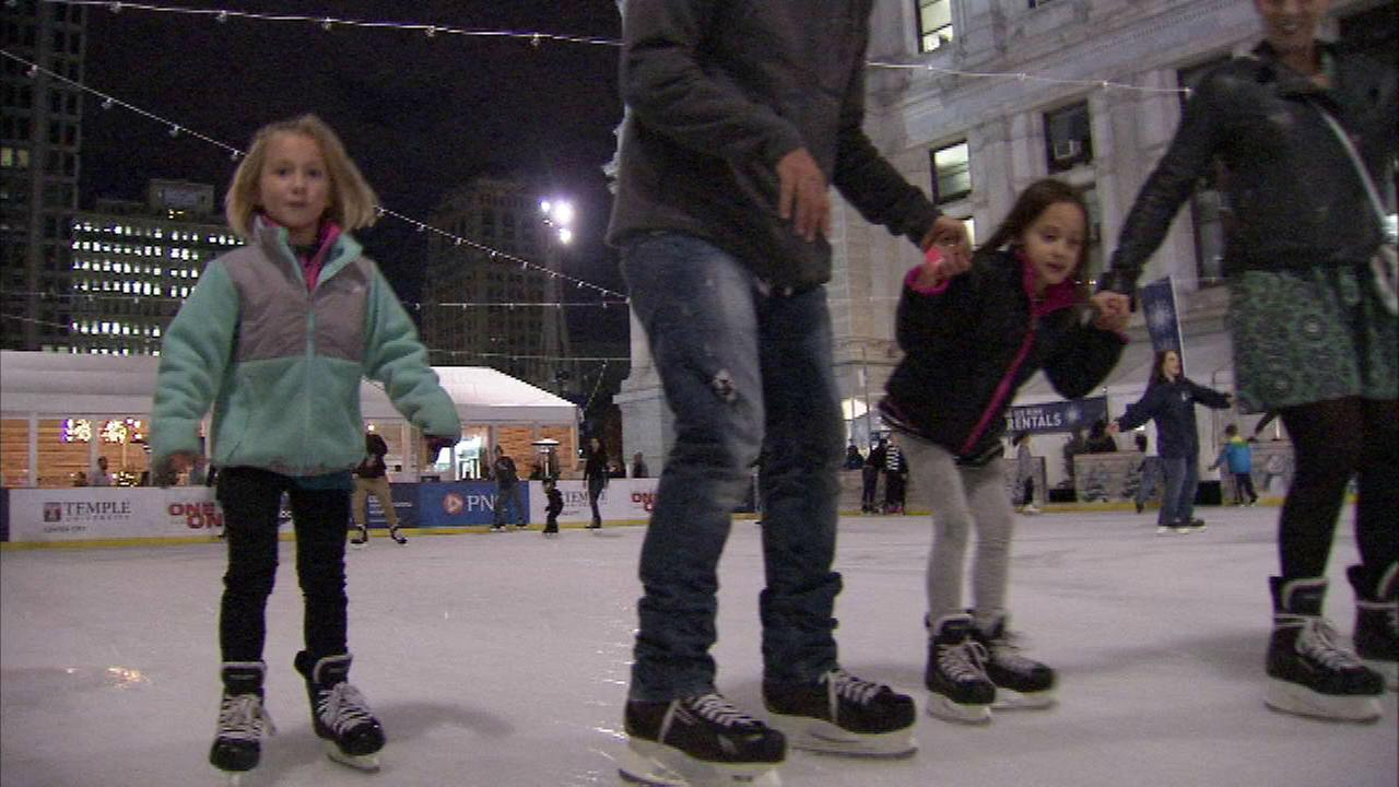 PHOTOS: Rothman Institute Cabin at Dilworth Park
