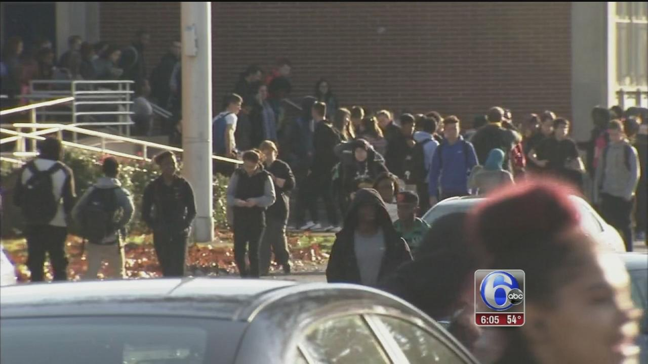 VIDEO: Safety at NE Philly H.S.