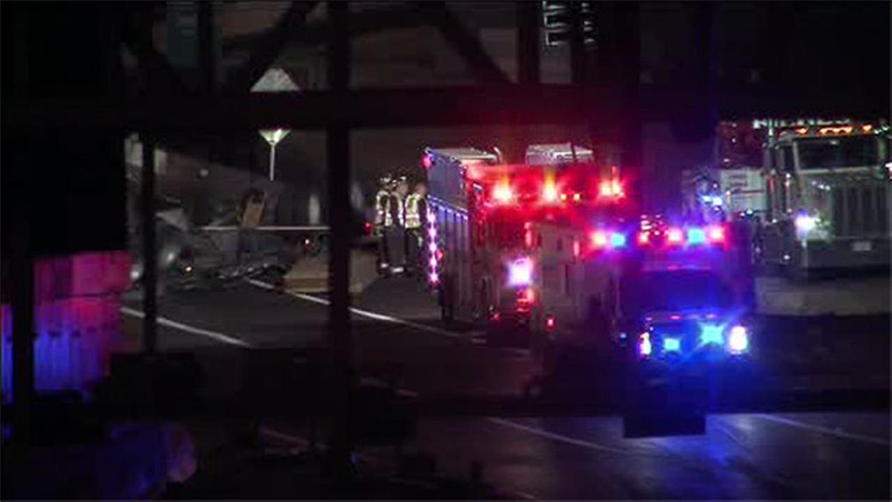 I-295 North reopens after tractor-trailer crash in Bellmawr, NJ