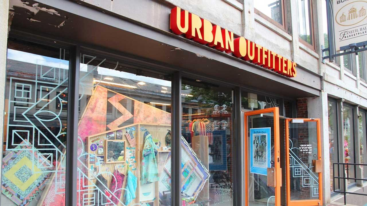 Urban Outfitters finds new home in downtown Raleigh