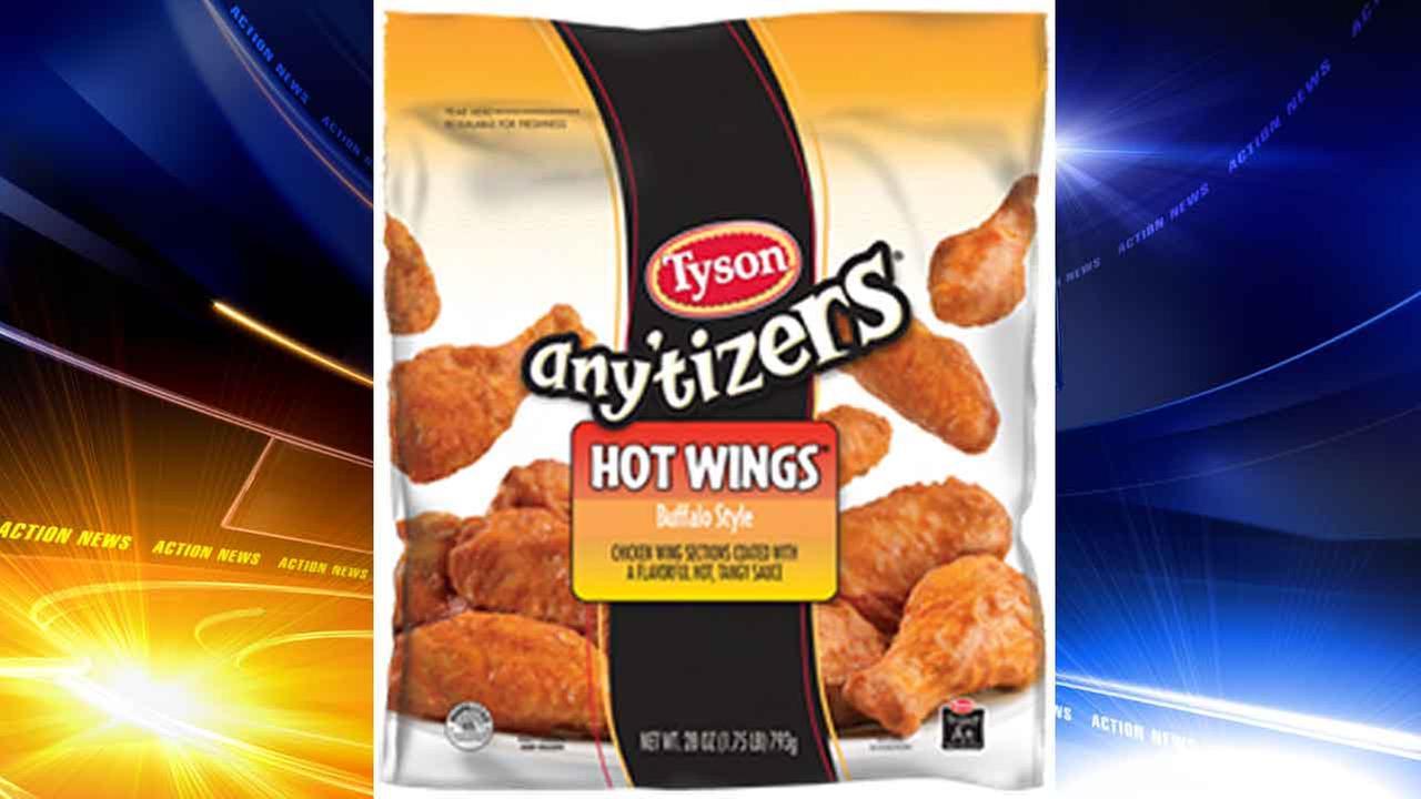 Tyson AnyTizers Buffalo Style Hot Wings
