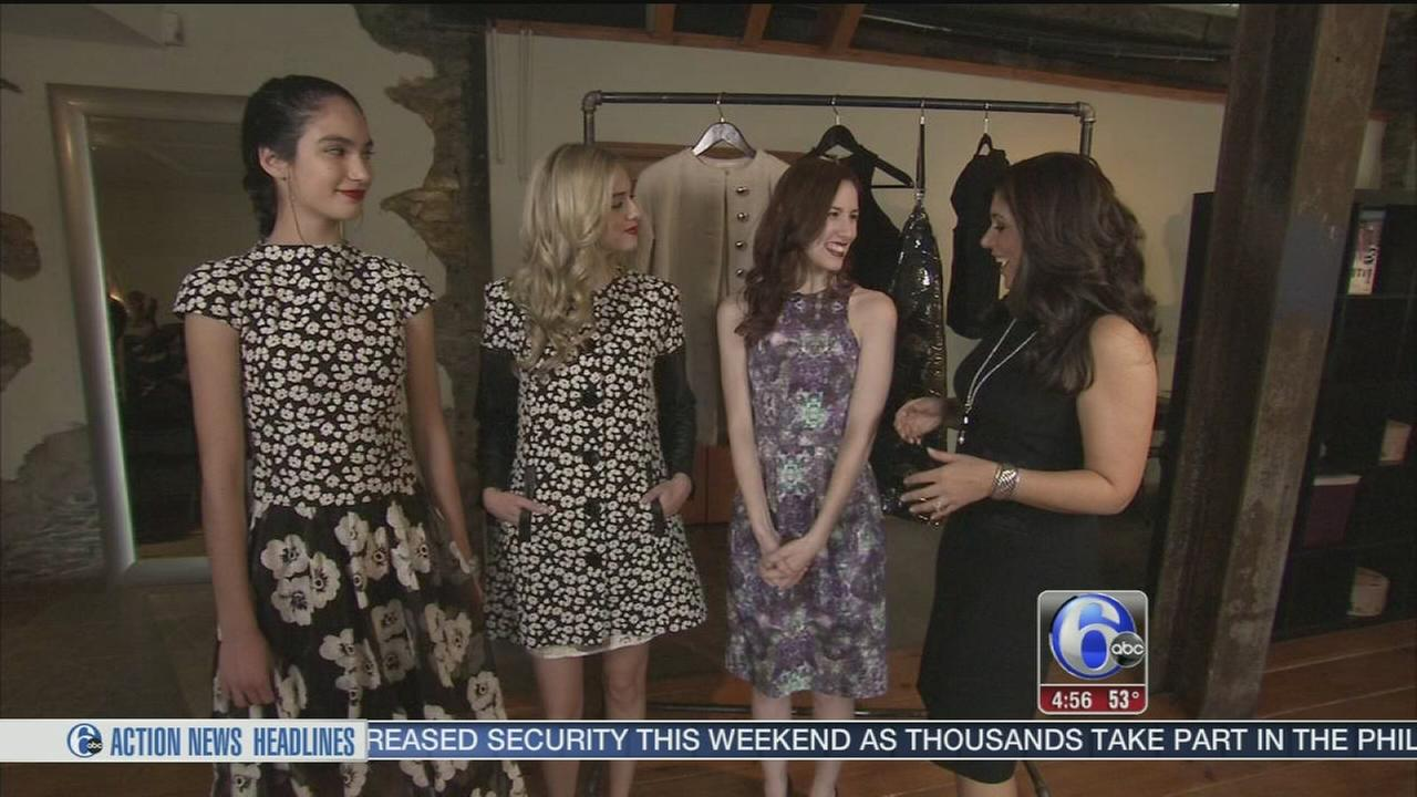 VIDEO: Local designers offer great fashion for holiday wear