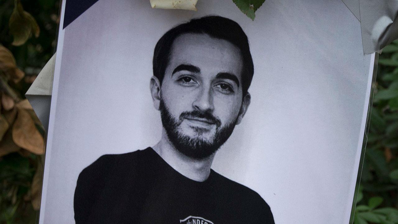 France Paris AttacksPeter Dejong