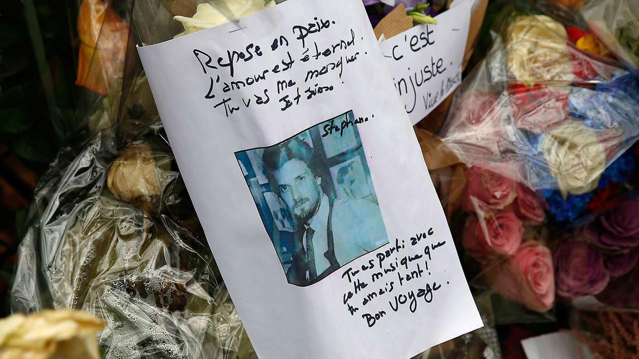 France Paris AttacksJerome Delay