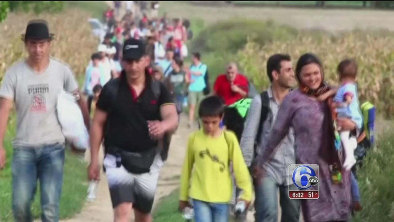VIDEO: Local leaders on Syrian refugees