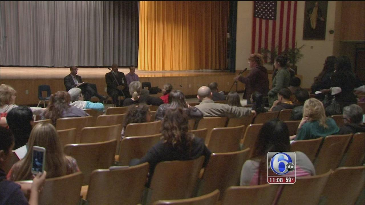 VIDEO: Change demanded at GWHS