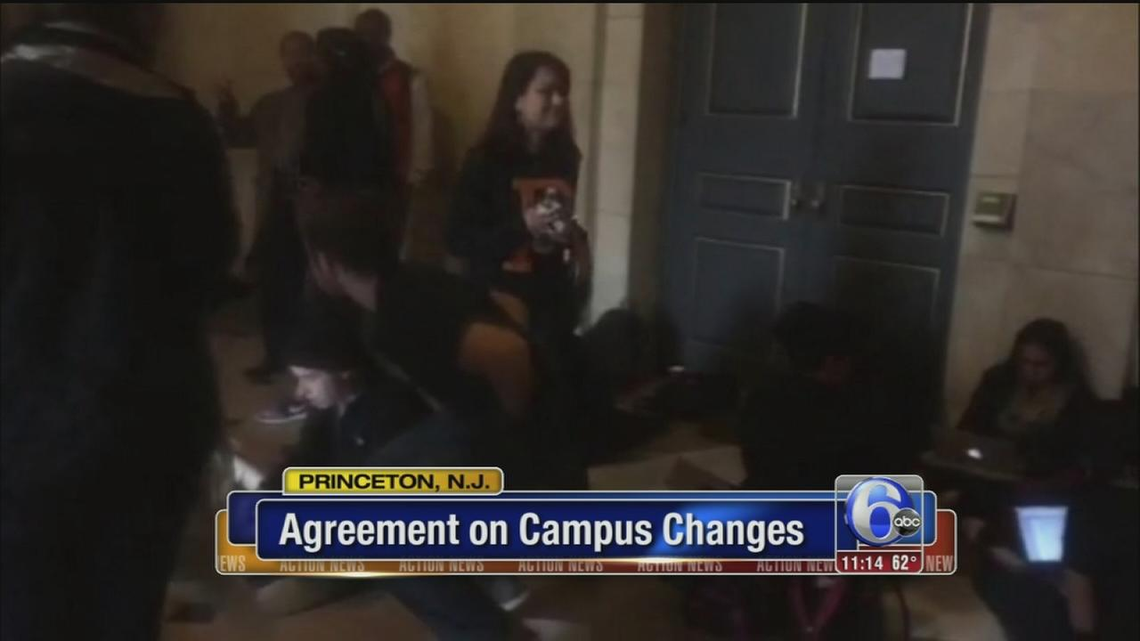 VIDEO: Students reach agreement
